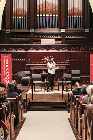 Wordstock: Why Writers Need to Go to Book Festivals