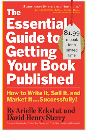 The Essential Guide to Getting Your Book Published e-book is $1.99 for a limited time