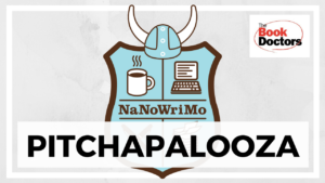 NaNoWriMo Pitchapalooza 2017 on YouTube live